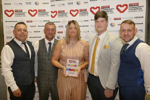 Charity Champion of the Year sponsored by Protec Plumbing - Jayden's Rainbow