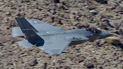 USNavy F-13C for VX-9 (Pete Fenwick) Tags: f35c usnavy vx9 vampires low level rainbow canyon