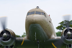 Douglas C-47A (Nigel Musgrove-2.5 million views-thank you!) Tags: shuttleworth season premiere old warden bedfordshire 5 may 2019 c47a75dl n147dc built 1943 first served with 8th air force aces high douglas c47a dakota skytrain