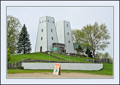 The Twin Towers in Southeast Michigan's Irish Hills (sjb4photos) Tags: michigan michiganavenue lenaweecounty irishhillstwintowers irishhills