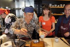 19-05-2019 BJA Kaiseki Workshop with Chef Kamo and Chef Suetsugu - DSC00683