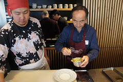 19-05-2019 BJA Kaiseki Workshop with Chef Kamo and Chef Suetsugu - DSC00677