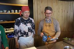 19-05-2019 BJA Kaiseki Workshop with Chef Kamo and Chef Suetsugu - DSC00700