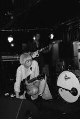 IMG_0022 (brudasek) Tags: whelans filmphotography ilforddelta3200 blackandwhite dublin gravegoods gig live selfdeveloped mjuii