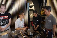 19-05-2019 BJA Kaiseki Workshop with Chef Kamo and Chef Suetsugu - DSC00589