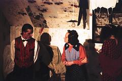 Film retrouvé dans mes archives, sans doute une pièce au Cinéma-Théatre de Tonnerre en 1994... (stéphanehébert) Tags: agfa xrs xrs1000 1000iso dxo silverfast théatre tonnerre yonne acteur spectacle