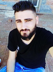 Hot Assyrian men (Parkhanita) Tags: middleeastern assyrian kurdish syrian blackshirt italian spanish handsome beautiful boy cute men man guy stunning eyes hazel brown