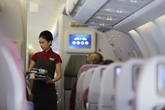 465A2268.JPG (Bayaer) Tags: 空姐 中華航空 華航 dynasty ci airhostess stewardess flightattendant chinaairlines