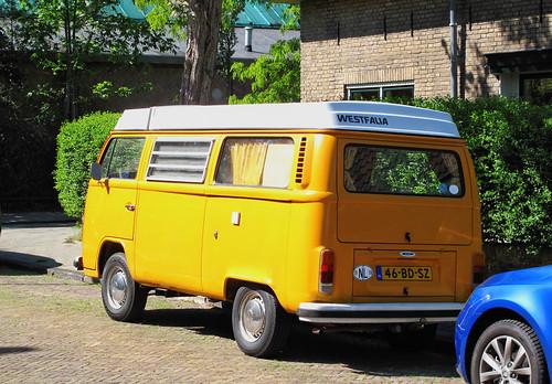 1978 Volkswagen Transporter 1600 Westfalia (T2)