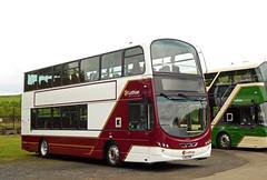 Lothian 1141 (SRB Photography Edinburgh) Tags: lothian buses bus ukbus former london exlondon wrightbus b9tl