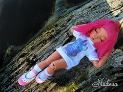 IMG_2775 (nadena14) Tags: wig bjdwig bjd handmadedoll bjddoll dollphoto fairyland bjdphotographycoloringh littlefee