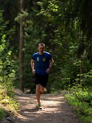 polkujuoksua Puijolla 6 (VisitLakeland) Tags: finland kuopio kuopiotahko lakeland puijo puijonaturepark juoksija juosta luonto maisema nature naturepark outdoor polku polkujuoksu pth run running scenery spring