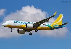F-WWBI Airbus A320 Neo Cebu Pacific (@Eurospot) Tags: rpc3239 fwwbi airbus a320 neo 8988 cebupacific toulouse blagnac