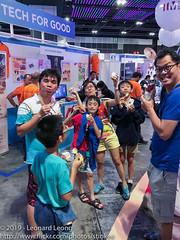 SG Digital Wonderland (Stinkee Beek) Tags: sunteccity erin singapore chinchuan chengtee leonard ethan
