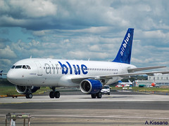AIR BLUE A320 OE-IGT (Adrian.Kissane) Tags: airblue 2052019 a320 shannon oeigt 4394 shannonairport airbus aircraft plane sky outdoors jet aeroplane ireland airport