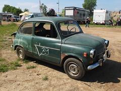 Fiat 600 Racer -1- (Zappadong) Tags: