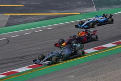 Mercedes,Red Bull y Williams (jose1997422) Tags: f1 race españa barcelona catalunya carrera gp adelantamiento 63 77 33 mercedes petronas red bull williams pirelli libres entrenamientos arte nikon 2019 motor motorsport
