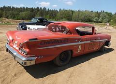 Chevrolet Impala Coupé Racer 1958 -3- (Zappadong) Tags: