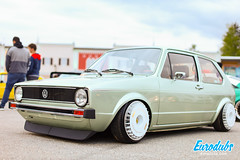 "VW Golf MK1 turbo fans • <a style=""font-size:0.8em;"" href=""http://www.flickr.com/photos/54523206@N03/40934677883/"" target=""_blank"">View on Flickr</a>"