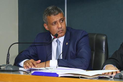 Deputado Coronel Alexandre Quintino - Comissão de Justiça - 21.05.2019