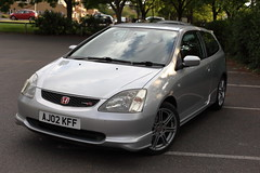EP3 Civic Type-R 7 (Bald Snapper) Tags: civic typer ep3 honda hot hatch