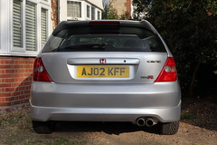 EP3 Civic Type-R 3 (Bald Snapper) Tags: civic typer ep3 honda hot hatch