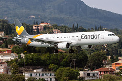 Smart Lynx (Condor) YL-LCY 18-5-2019 (Enda Burke) Tags: cfu corfu greece smartlynx condor tcx thomascook avgeek aviation airplane airport arrival landing a321 airbusa321 canon canon7dmk2 greek yllcy