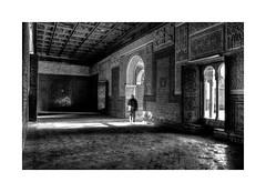 Casa de Pilatos - Sevilla (mgarciac1965) Tags: sevilla casadepilatos seville siviglia españa spain espagne andalucía andalucia andalusia nikon nikond5200 light city blancoynegro blackandwhite bn
