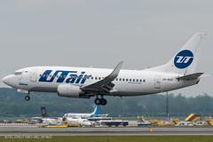 B735_UT821 (VKO-VIE)_VP-BVZ_2 (VIE-Spotter) Tags: vie vienna airport flughafen wien flugzeug loww planespotting airplane