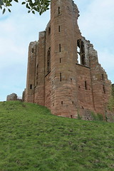 Kenilworth Castle, Saintlowe Tower (Clanger's England) Tags: kenilworthcastle warwickshire england