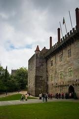 Paço dos Duques de Bragança (carlos_seo) Tags: guimarães portugal