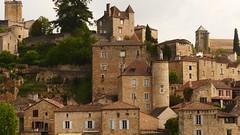 Puy L'Eveque (jo.misere) Tags: france frankrijk puyléveque dorp village huis house helling