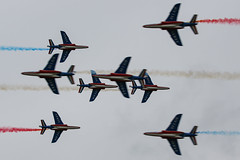 Patrouille de France | French Air Force (James Hancock Photography) Tags: nato tiger meet 2019 montdemarsan aviation aircraft planes fighter jet military