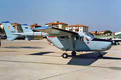 I-HIGH   R/Cessna FT.337GP Super Skymaster [0007] Pisa~I 13/09/1999 (raybarber2) Tags: 0007 abpic airportdata cn0007 filed flickr ihigh italiancivil lirp planebase print raybarber twinprop