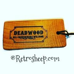Personalised Gifts Just Made Deadwood - All Cocksuckers Welcome Novelty Joke Key ring Fob #Deadwood #deadwoodmovie #caraccessories #joke #gift #personalised #deadwoodtvseries #fuckyoucocksuckers #retrosheep www.Retrosheep.com (RetrosheepCharms) Tags: retrosheep handmade gifts deals giftideas