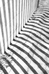 Fence Shadow (jar [o]) Tags: muirbeach fence shadows