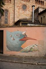Vorja Sánchez@GarGar Festival, 2018 (imægo the ill iterator) Tags: graffitti grafitti grafiti graffiti urban urbanart streetart catalonia spain penelles illustration gargar festival