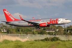 G-DRTN (GH@BHD) Tags: gdrtn boeing 737 738 737800 b737 b738 ls exs jet2 aircraft aviation airliner bfs egaa aldergrove belfastinternationalairport
