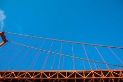 San Francisco Days, San Francisco Nights (Thomas Hawk) Tags: america bayarea california goldengatebridge sf sfbayarea sanfrancisco usa unitedstates unitedstatesofamerica bridge