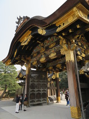 Nijō Castle (Sean_Marshall) Tags: unescoworldheritagesite kyoto 京都 二条城 castle nijōcastle