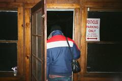 Out into the cold (Nsharp17) Tags: kodak kodakultramax kodakultramax200 ultramax ultramax200 35mm olympus olympusmju olympusmjui mju compactcamera analog