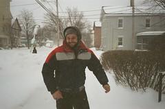 oh shit it's cold (Nsharp17) Tags: kodak kodakultramax kodakultramax200 ultramax ultramax200 35mm olympus olympusmju olympusmjui mju compactcamera analog