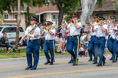 California Army National Guard 40th Infantry Band (mark6mauno) Tags: california army national guard 40th infantry band 60thannualtorrancearmedforcesdayparade 60th annual torrance armed forces day parade 2019 nikkor 70200mmf28evrfled nikon nikond810 d810