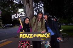 100_2806 (Haight Ashbury Neighborhood Peace Vigil) Tags: haight ashbury peace vigil iraq iran afghanistan syria venezuela war moratorium golden gate park panhandle san francisco may 2019