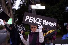 100_2801 (Haight Ashbury Neighborhood Peace Vigil) Tags: haight ashbury peace vigil iraq iran afghanistan syria venezuela war moratorium golden gate park panhandle san francisco may 2019