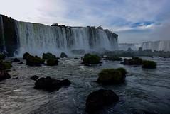 The power of nature (stewardsonjp1) Tags: morning iguacufalls falls wonder water dawn waterfall argentina brazil iguacu