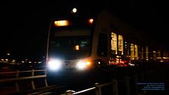 Incoming @SoundTransit Link in A January Night (AvgeekJoe) Tags: 1835mmf18dchsm a centrallink d5300 dslr kinkisharyointernational kinkisharyo kinkisharyomitsui kinkisharyomitsuilightrailvehicle lightrail linklightrail nikon nikond5300 seattle sexylightrail sigma1835mmf18 sigma1835mmf18dchsmart sigma1835mmf18dchsmartfornikon sigmaartlens soundtransit soundtransitcentrallink soundtransitlink train usa washingtonstate masstransit night nightphoto nightphotograph nightphotography nightshot rail transit urbanrail
