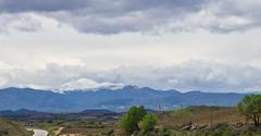 Landschaft / Landscape (schreibtnix on'n off) Tags: reisen travelling europa europe spanien spain berge mountains pyrenäen pyrenees himmel sky wolken clouds landschaft landscape olympuse5 schreibtnix