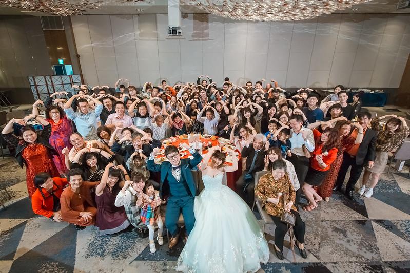[台北婚攝] 宗翰&怡均 早儀午宴 婚禮紀錄 @台北格萊天漾大飯店 天嵐廳| #婚攝楊康