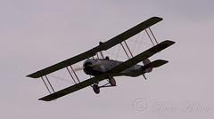 Avro 504K (Drew Hillier) Tags: aisrshow aircraft vintage spitfire hurricane dc3 pby catalina seahurricane blackburnb2 dh60 percivalmewgull dh88 comet percivalpistonprovost dhdc1 chipmunk tigermoth martlet triplane bristol m1c camel dh51 huey westland lysander bronco dakota shuttleworth airoplane bell47 cessna birddog l4